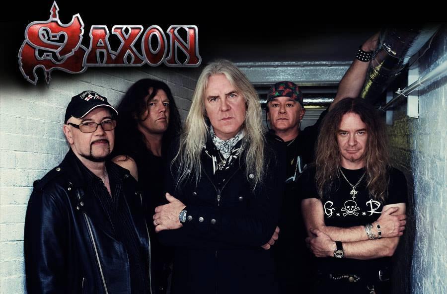 The Machine Shop Saxon Interview
